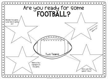 Super Bowl Cross-Curricular Resources