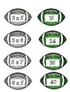 Super Bowl Fish! A Multiplication Game