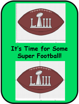 Super Bowl LIII Football Mystery Picture Bundle