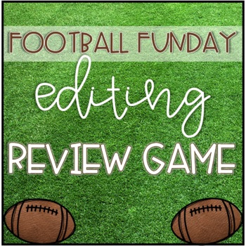 Super Bowl FunDay Writing Review