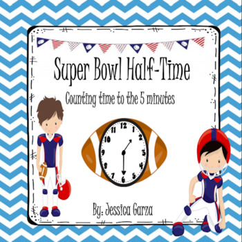 Super Bowl Half TIME (To the 5 minutes)