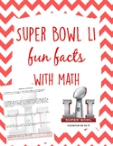 Super Bowl LI Fun Facts
