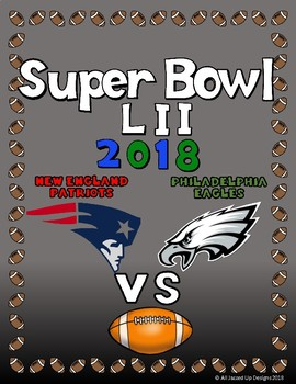 Super Bowl LII 2018