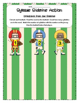Super Bowl MEGA Activity Set- Perfect for Centers & Class Activities