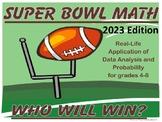 Super Bowl Math - 2020 Edition