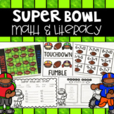 Super Bowl Math and Literacy