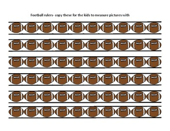 Super Bowl Measuring