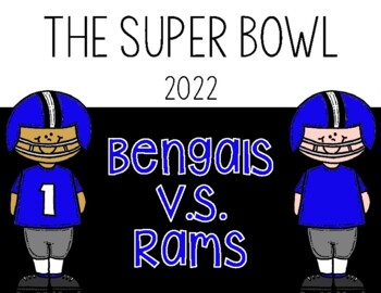 Super Bowl Mini Unit **2017 UPDATED**