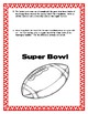 Super Bowl Monday Thematic Packet