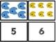 Super Bowl Number Matching Game FREEBIE
