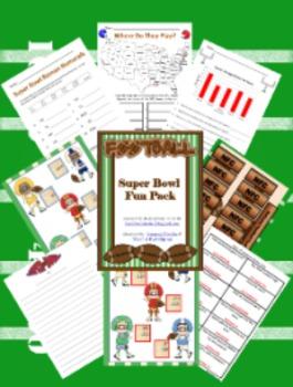 Super Bowl Packet