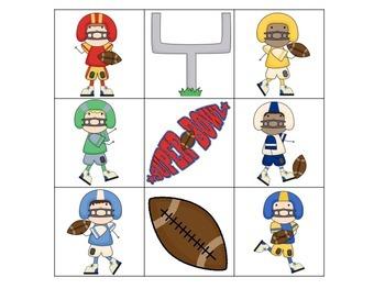 Super Bowl Reinforcing Games!