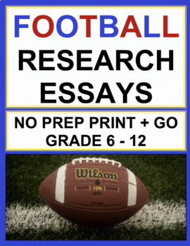 Football Research Project