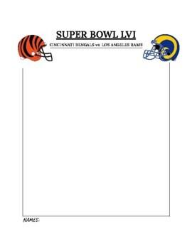 Super Bowl STEM