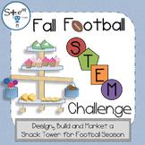 Fall Football Food Tower: Engineering Design and Marketing