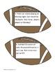 Super Bowl Scavenger  Hunt (3rd Grade Math
