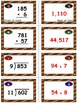 Football Math Skills & Learning Center (Multiply & Divide Whole Numbers)