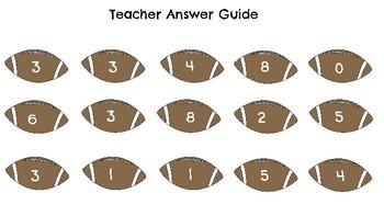 Super Bowl Subtraction