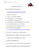 Super Bowl Task Cards or Online Scavenger Hunt by KMediaFun