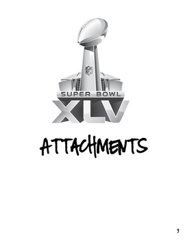 Super Bowl Unit