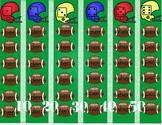 Super Bowl Vowel Pack Game (a, e, i, o, u)