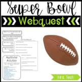 The Big Game Webquest