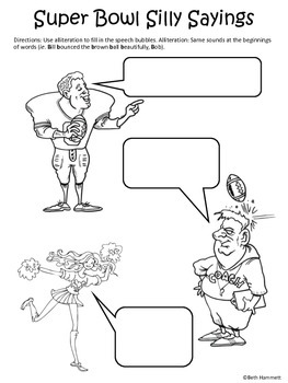 Super Bowl Word Puzzles