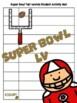 "Super Bowl 2016 ""Up""-Words Activity"