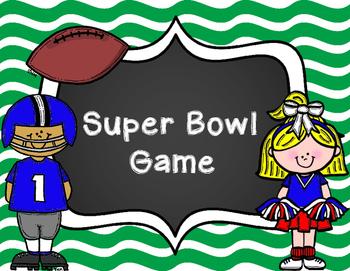 Super Bowl Game