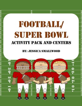 The Big Game/Football Centers and Activities