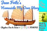 Super Bundle — NOVEL STUDY Homesick: My Own Story LESSONS