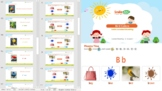Super Bundle RAZ A Level Themed PPT Lessons 1-40