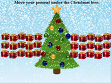 Interactive Holiday Themed Attendance & Lunch Count Promethean / ClassFlow