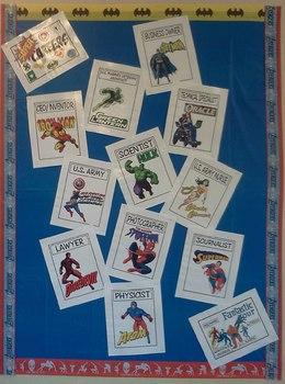 Super Careers Bulletin Board