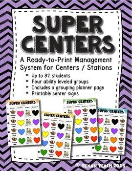 Center Management System