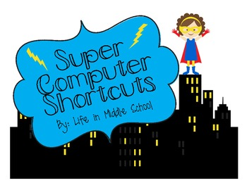 Super Computer Shortcuts