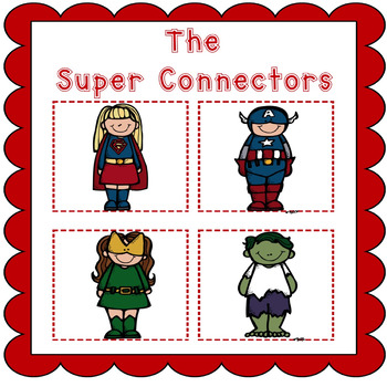 Super Connectors - Making Connections with Stories