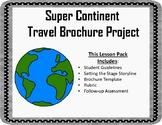 Super Continent Brochure Project - Pangea