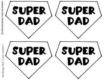 Super Dad & Mom Craft