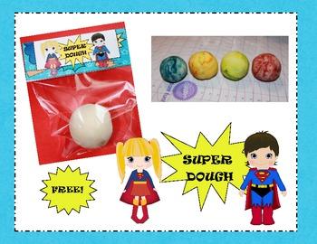 Super Dough!
