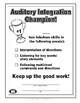 Super Duper Award - Auditory Integration