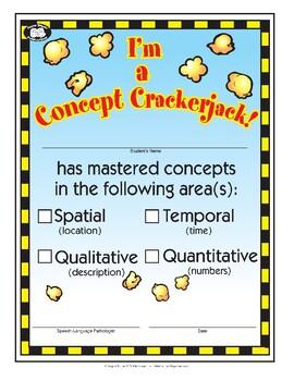 Super Duper Award - Concept Crackerjack