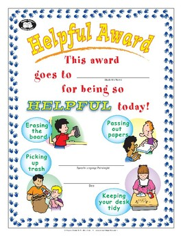 Super Duper Award - Helpful Award