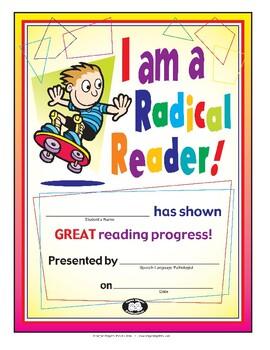Super Duper Award - Radical Reader