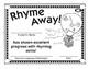Super Duper Award - Rhyme Away