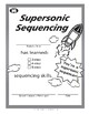 Super Duper Award - Sequencing