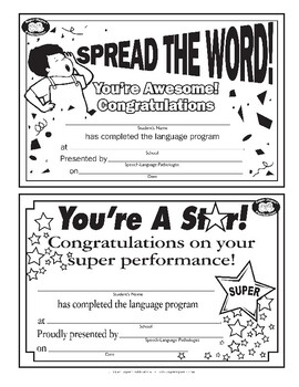 Super Duper Award - You're Awesome