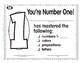 Super Duper Award - You're Number One