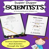 Super Duper Scientists