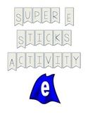 Super E Activity